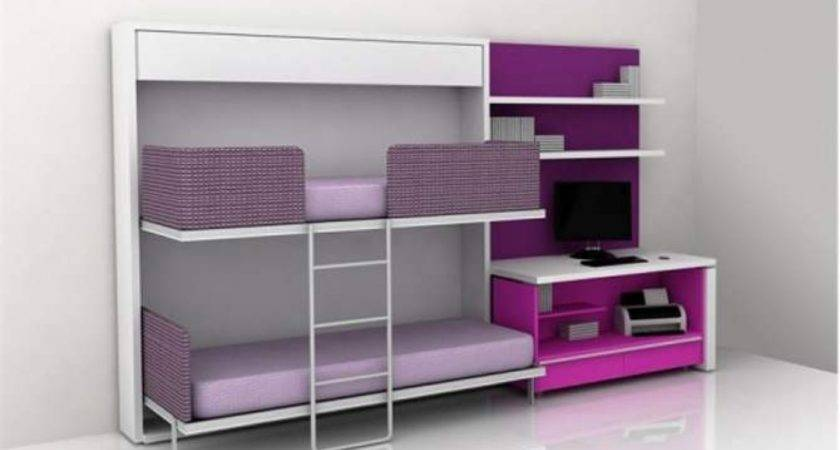 Fresh Bunk Beds Small Spaces