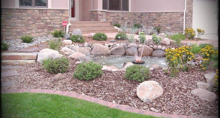 Fresh Cheap Landscape Ideas Front Yard Fence Gorgeous