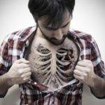 Fresh Collection Cool Chest Tattoos Inspirebee