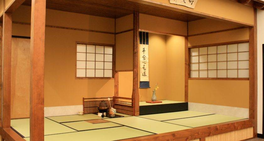Fresh Japanese Style Dining Table