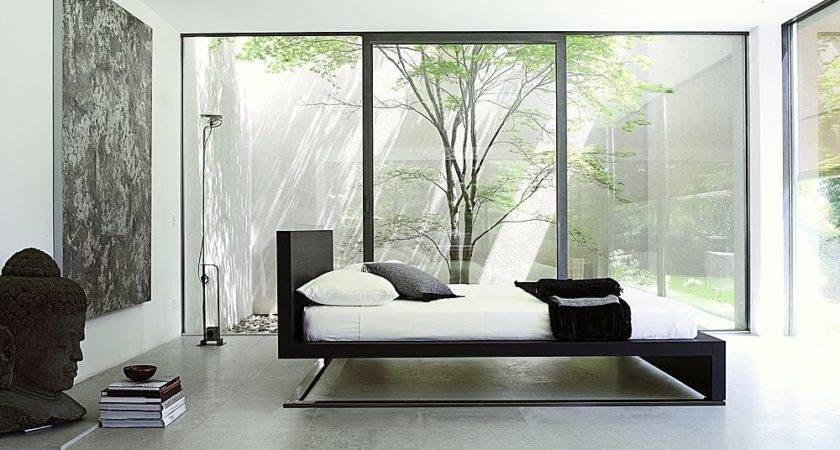 Fresh Natural Bedroom Interior Design