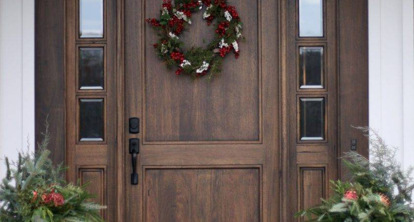 Front Door One Day Have House Allow