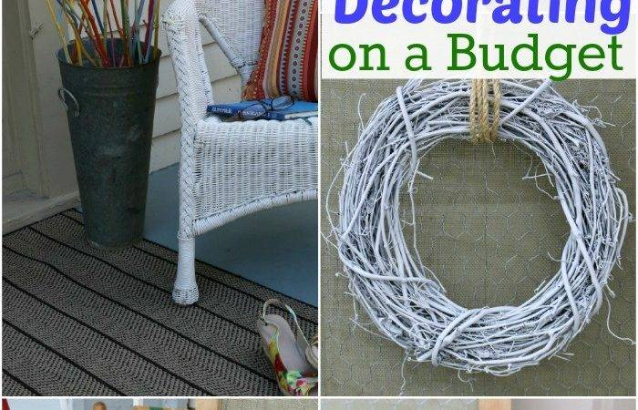 Front Porch Decorating Ideas Budget Hoosier Homemade