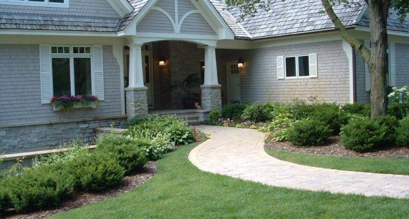 Front Yard Entryway Curb Appeal Ideas Your Home