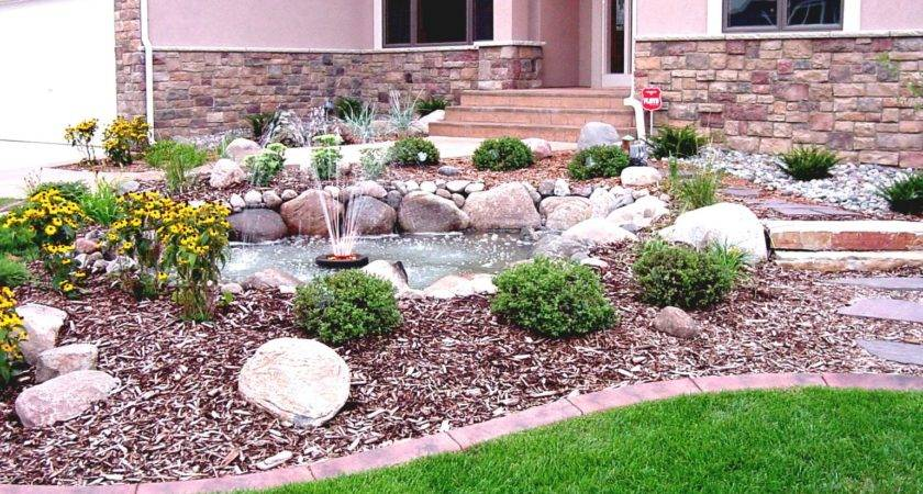 Front Yard Ideas Stunning Simple Landscaping Modern