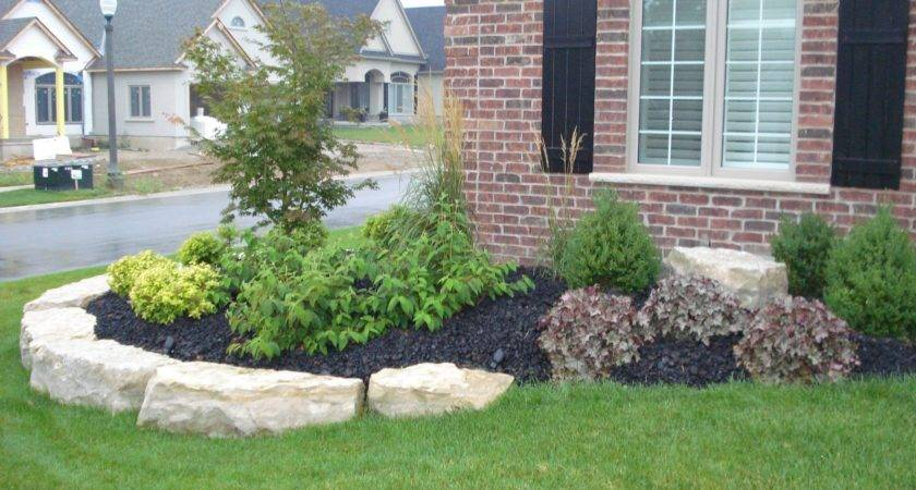 Front Yard Landscape Ideas Easy Landscaping House