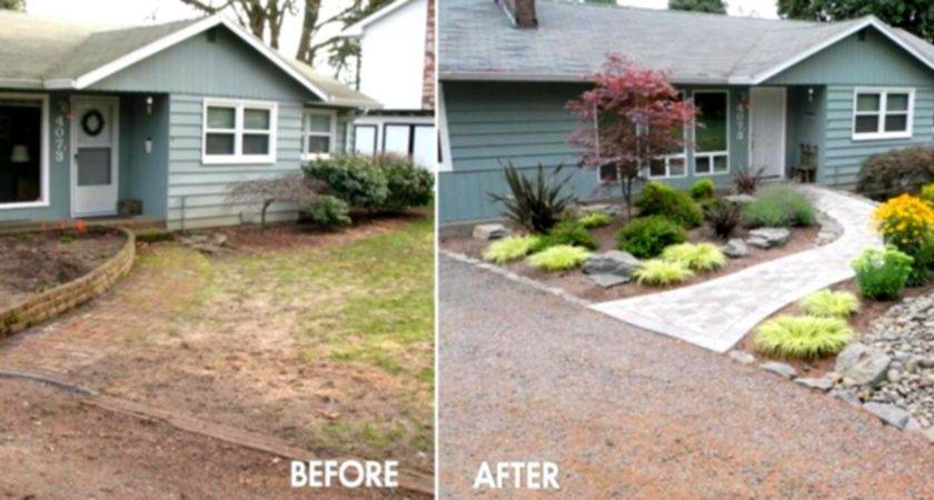 Front Yard Landscaping Ideas Budget Designs