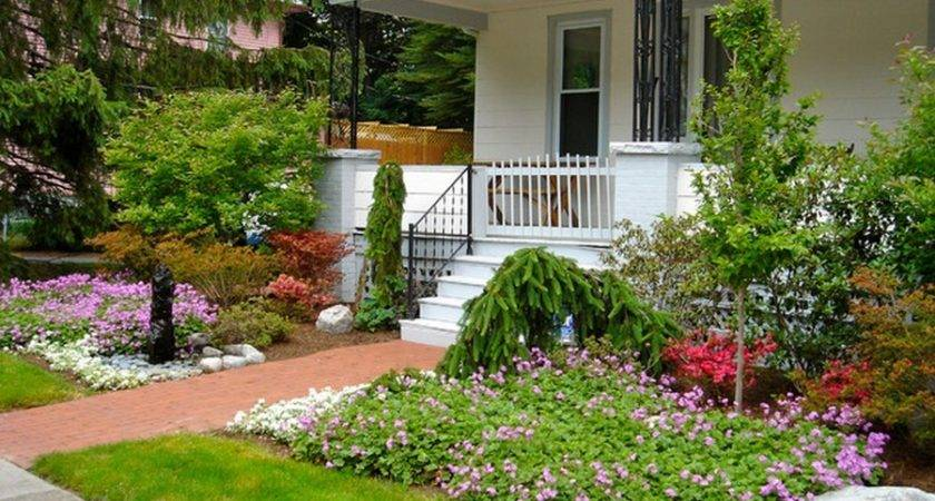 Front Yard Landscaping Ideas Diy Home Decor