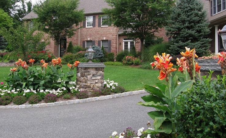 Front Yard Landscaping Plant Ideas Pdf