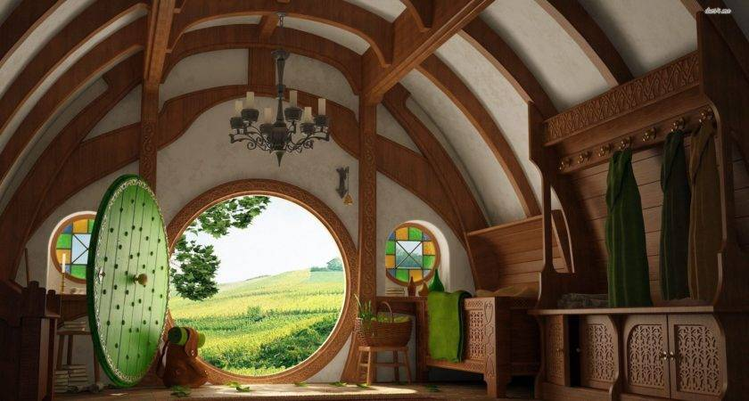 Fun Cool Facts Hobbit House