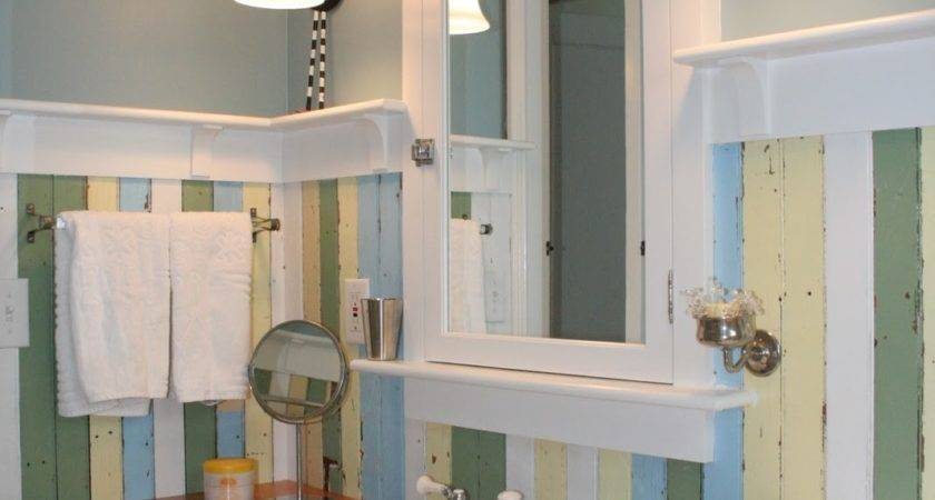 Fun House Redo Bathroom
