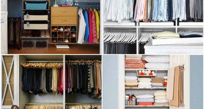 Functional Closet Organization Ideas Small Space