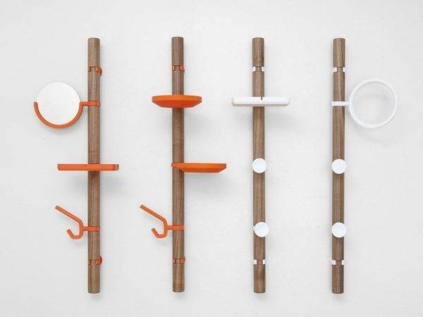 Functional Cool Wall Mounted Coat Rack Ideas Your