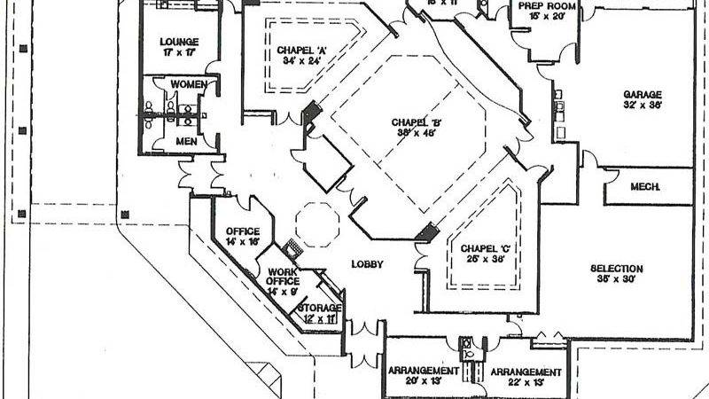 Funeral Home Blueprints Music Search Engine