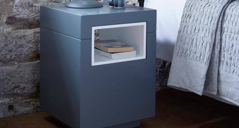 Funky Bedside Cabinets Home Decoration