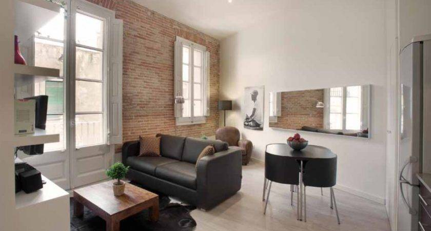 Furnished Studio Apartment Rent Gothico Barcelona