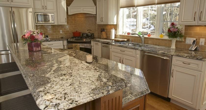 Furniture Different Countertop Edges Options Kitchen