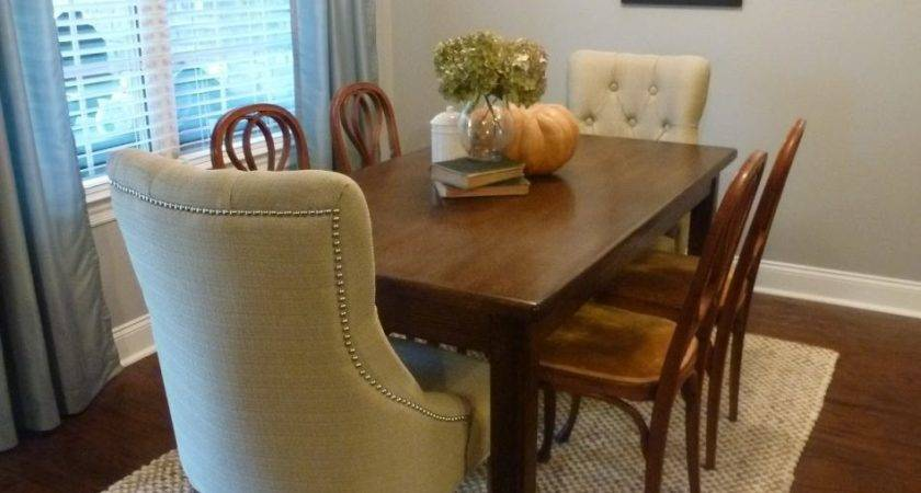 Furniture Dining Room Simple Design Small Rug