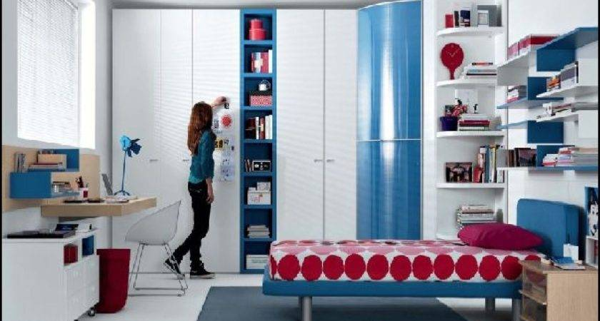 Furniture Ideas Teenagers Bedroom Cool Teenage Girls