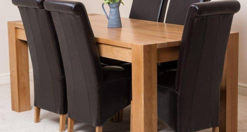 Furniture Oak Dining Tables Chairs Inspirational