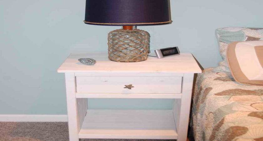 Furniture White Bedside Table Ideas Best Designs
