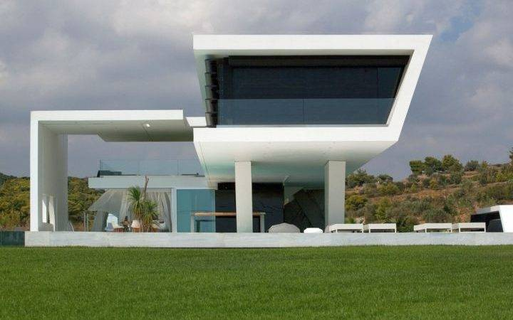 Futuristic House Plans Actually Mind Blowing