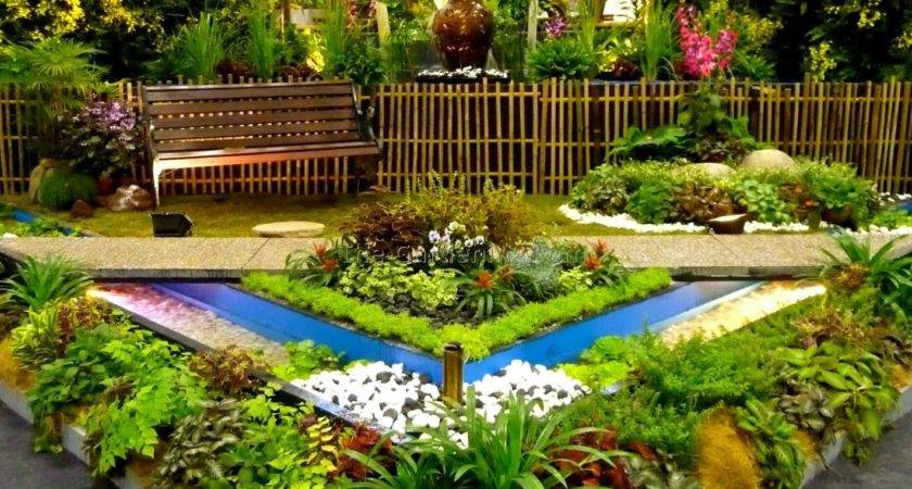 Garden Design Front House Best