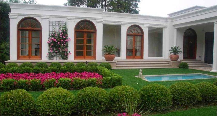 Garden Design Front House Simple Landscape Ideas