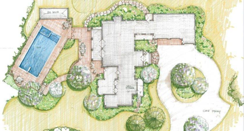 Garden Design Home Plans Stone Landscaping Choosing