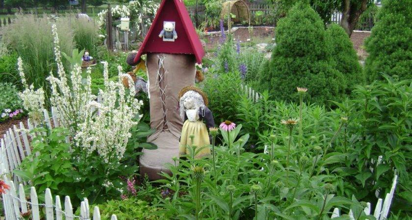 Garden Ideas Kids Endless Memories Actual Home