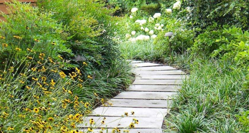 Garden Pathways Walkways Diy Shed