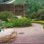 Gardening Landscaping Beautiful Backyard Design Ideas