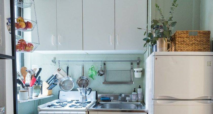 Genius Tips Cooking Tiny Kitchen Kitchn