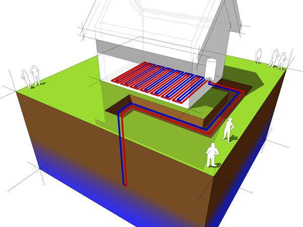 Gent Energy Efficient Geothermal Systems