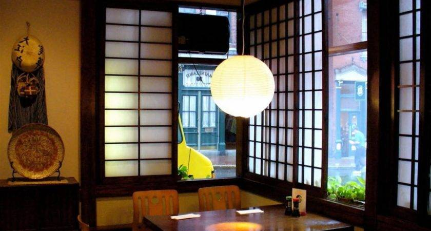 Get Closer Traditional Japanese Style Dining Room