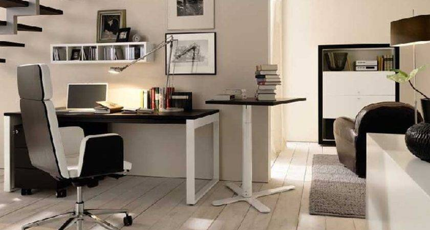 Get Modern Home Office Interior Design