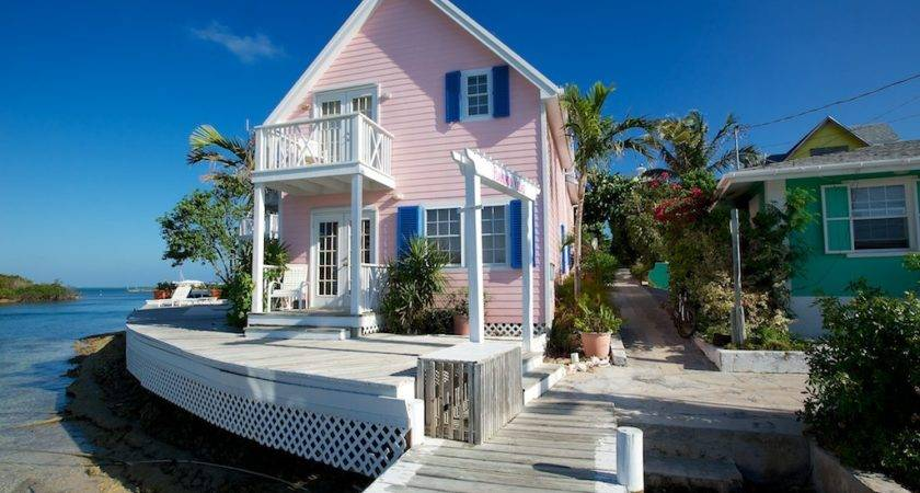 Get Pink Everything Beach Houses
