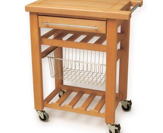 Get Practical Movable Carts Butcher Blocks