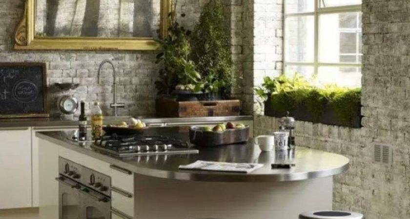 Get Rustic Style Kitchen Decorative