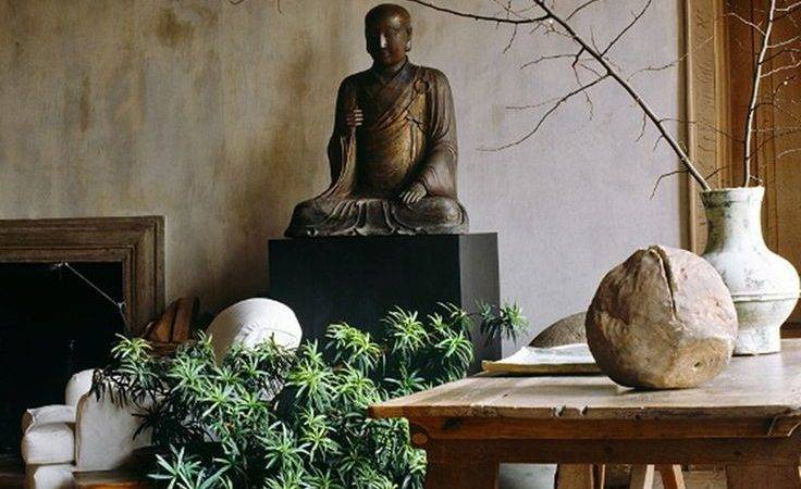Get Zen Ideas Creating More Tranquil Home