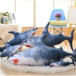 Giant Shark Pillow Home Design