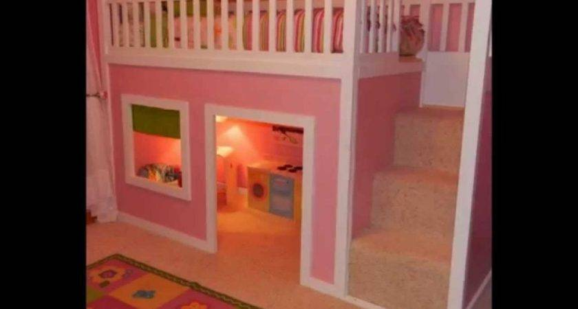 Girl Beds House Home Depot Kitchen Design
