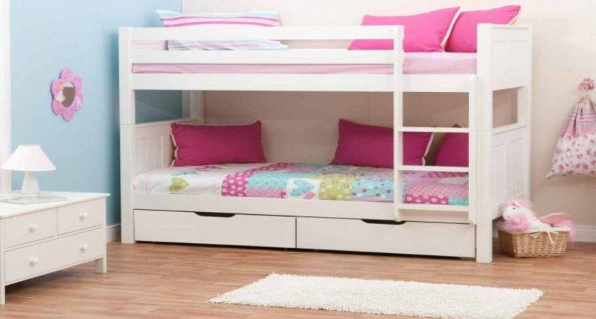 Girl Loft Bed Cool Bunk Beds Girls