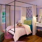Girls Room Purple Walls Decoist