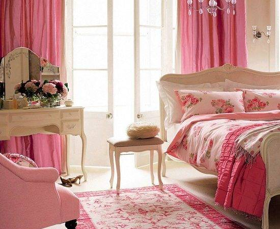 Girly Bedroom Teenage Girls Ideas Housetohome