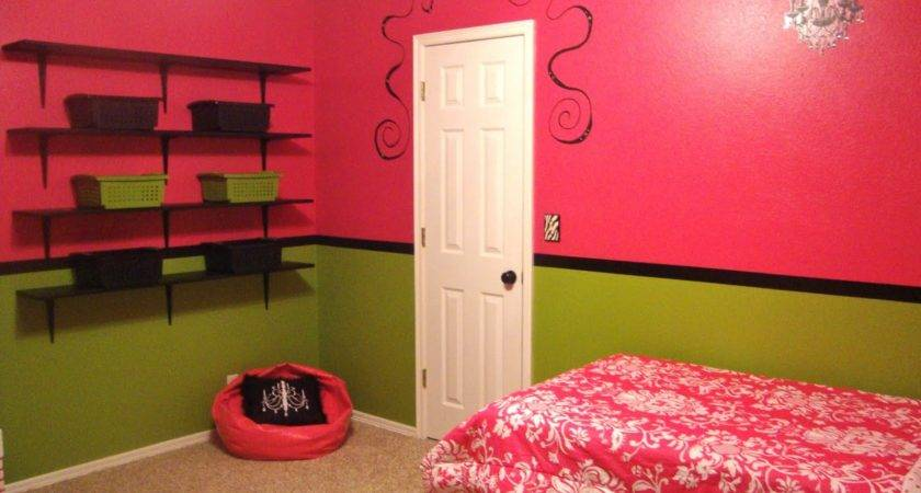 Girly Room Painting Color Ideas Like She Love