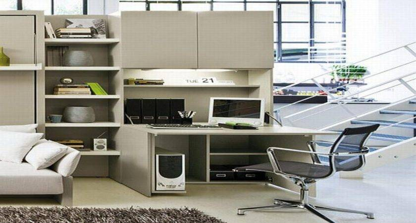 Glass Desk Home Office Small Space Solutions