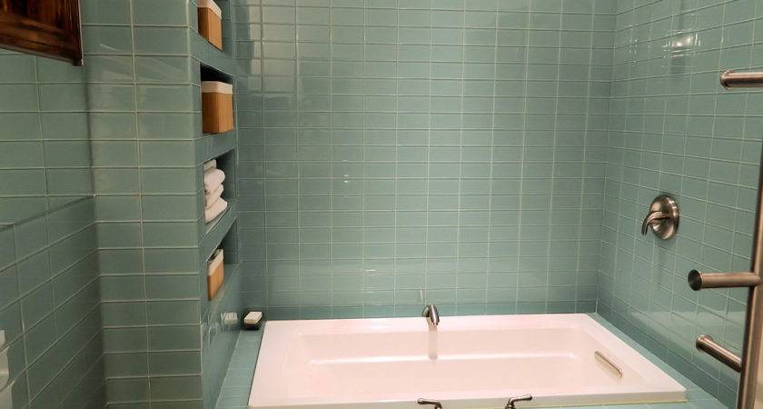 Glass Subway Tile Bathrooms Showers Outlet