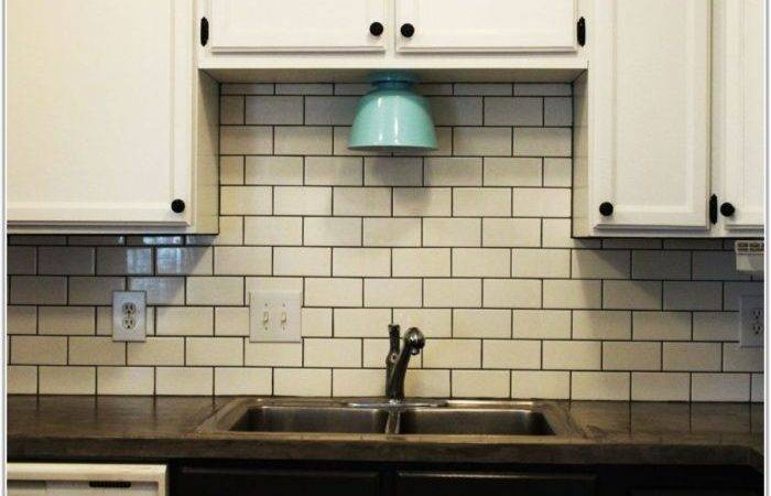 Glass Tile Backsplash Ideas White Cabinets Tiles