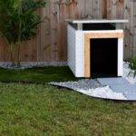 Glen Builds Diy Modern Dog House Perfect Landscaping